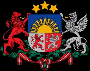 Latvijas gerbonis